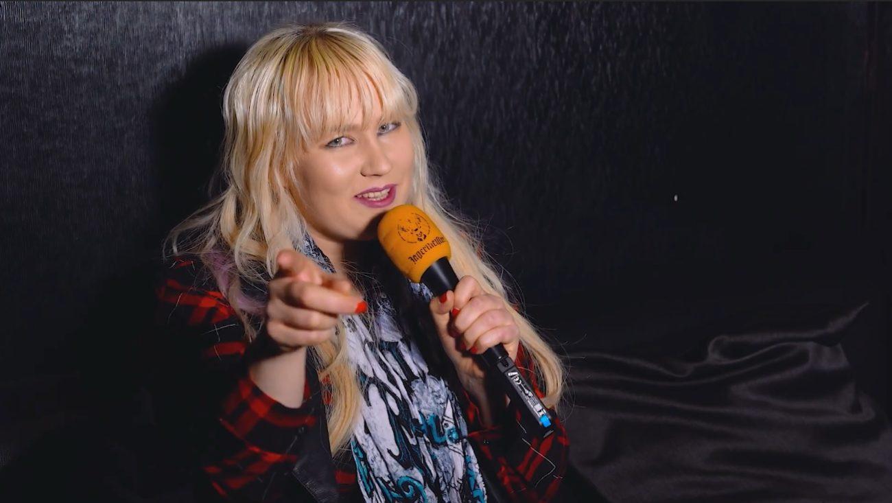 """Noora Louhimo tulevasta sooloalbumistaan KaaosTV:lle: """"Haluan olla se muusikko, joka myös hieman laajentaa ihmisten musiikkimakua"""""""