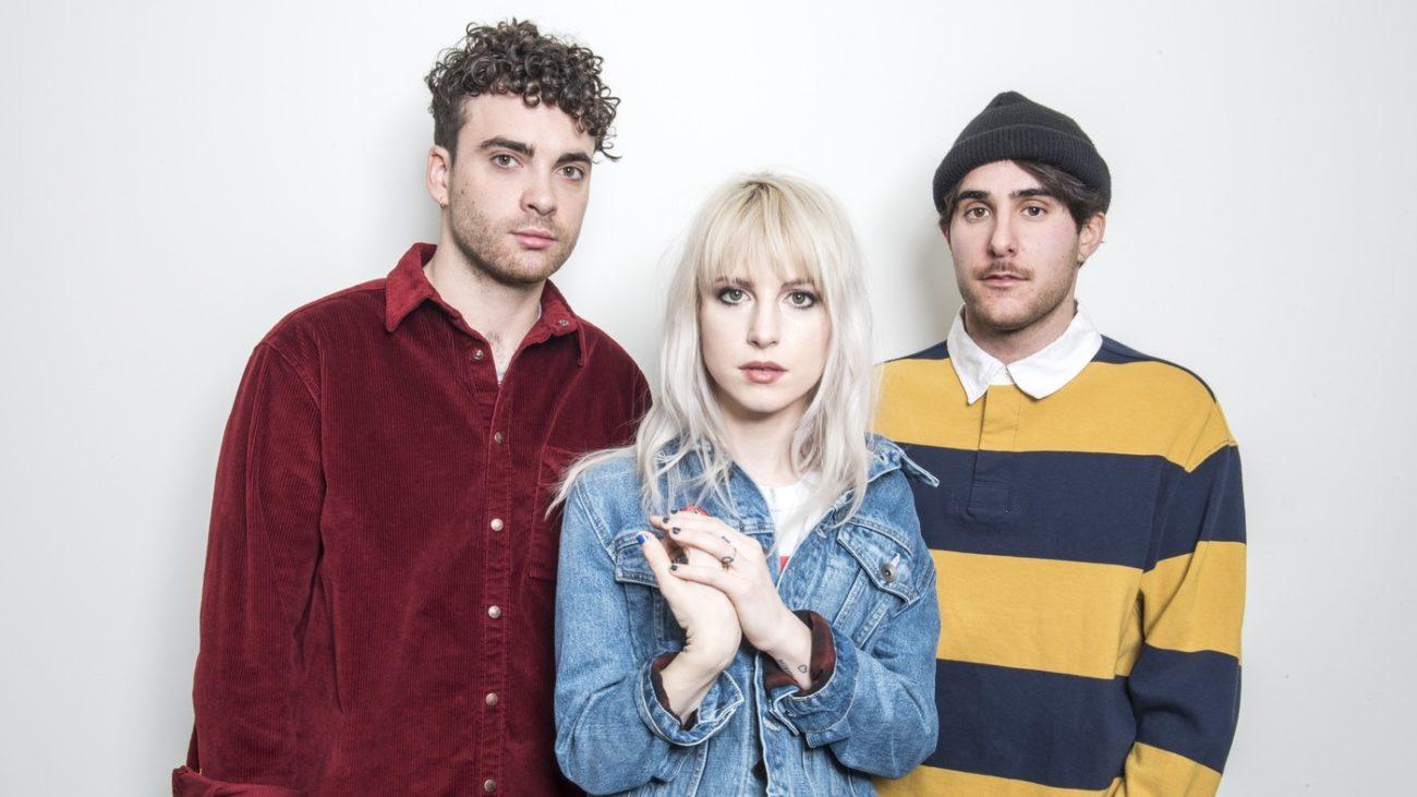 """Paramore työstämässä jatkoa vuonna 2017 ilmestyneelle """"After Laughter"""" -albumilleen"""