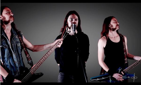 """Miltä Metallican """"Enter Sandman"""" olisi kuulostanut Rammsteinin tekemänä? Kuuntele synkkä lopputulos"""