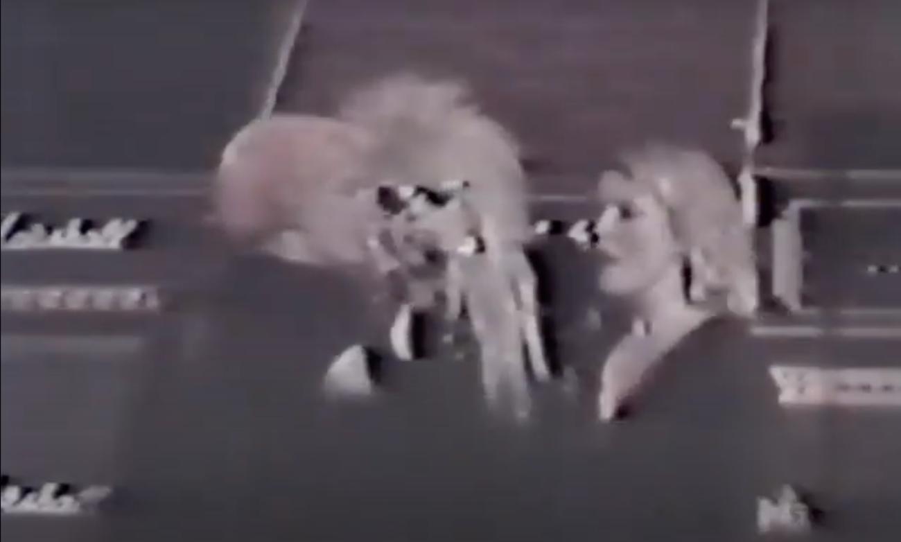 Tapahtuipa vuonna 1988: Michael Monroe, Lemmy, Joey Ramone ja Debbie Harry samalla lavalla