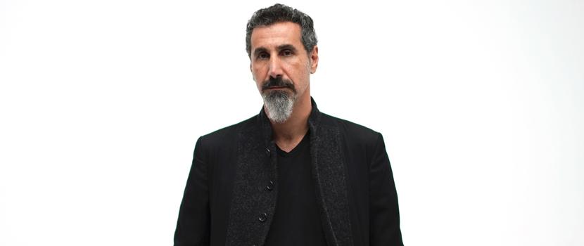 Uuden EP:nsä maaliskuussa julkaiseva System Of A Downin Serj Tankian paljastaa työstävänsä parhaillaan kahta uutta albumia