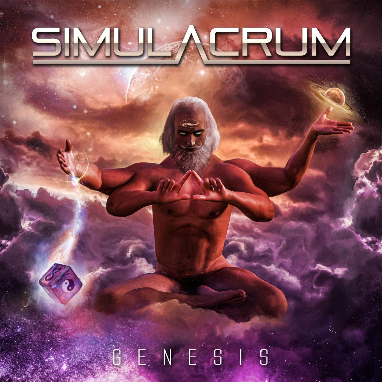 Simulacrum syntyy uudelleen Genesiksellä