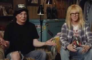 Waynes World on täällä taas – Wayne ja Garth tekevät paluun kaksi ja puoli tuntia kestävässä mainoksessa