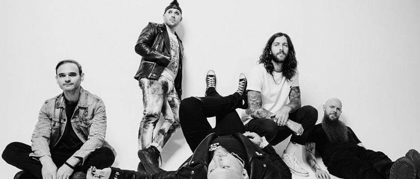 """Atreyu esittelee raskaampaa puoltaan uudella """"Underrated""""-kappaleella – uusi albumi tulossa kesäkuussa"""
