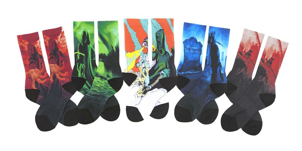 Children Of Bodomilta uusi aluevaltaus: yhtye lanseerasi omia sukkia