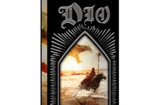 """Tältä näyttää Dio-teemainen """"Holy Diver"""" -sarjakuvaromaani"""