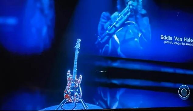 Grammyilta uusi pohjakosketus: kitaransoiton mullistanut ja useita sukupolvia inspiroinut Eddie Van Halen sai gaalassa minimaalisen muistovideon