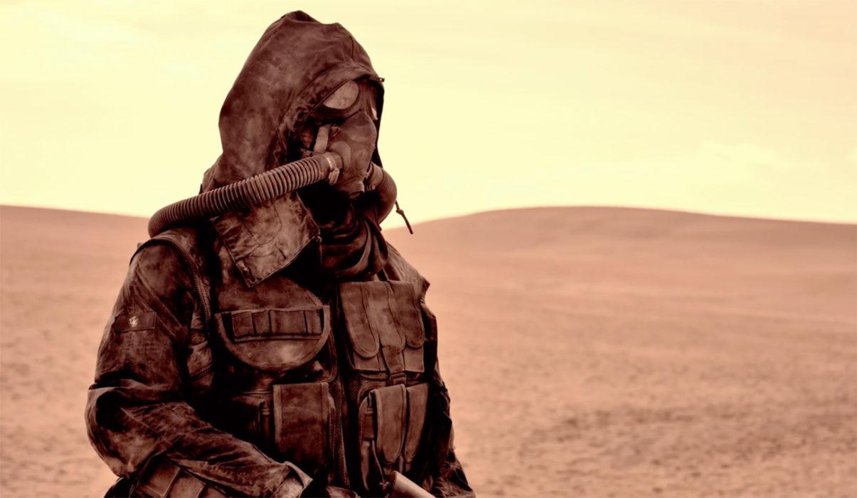 """Terveisiä USA:lle Laosin pommituksesta: Enforced vie meidät aavikolle """"UXO""""-kappaleen musiikkivideolla"""