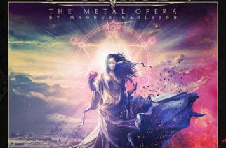 """Kymmenen kappaletta ja seitsemän naissolistia – arviossa Heart Healerin mahtipontinen debyyttialbumi """"The Metal Opera By Magnus Karlsson"""""""