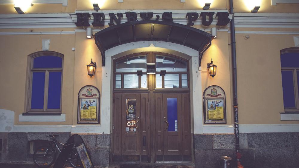 Suru-uutinen: Kuopion Henry's Pub lopettaa yli 50-vuotisen toimintansa