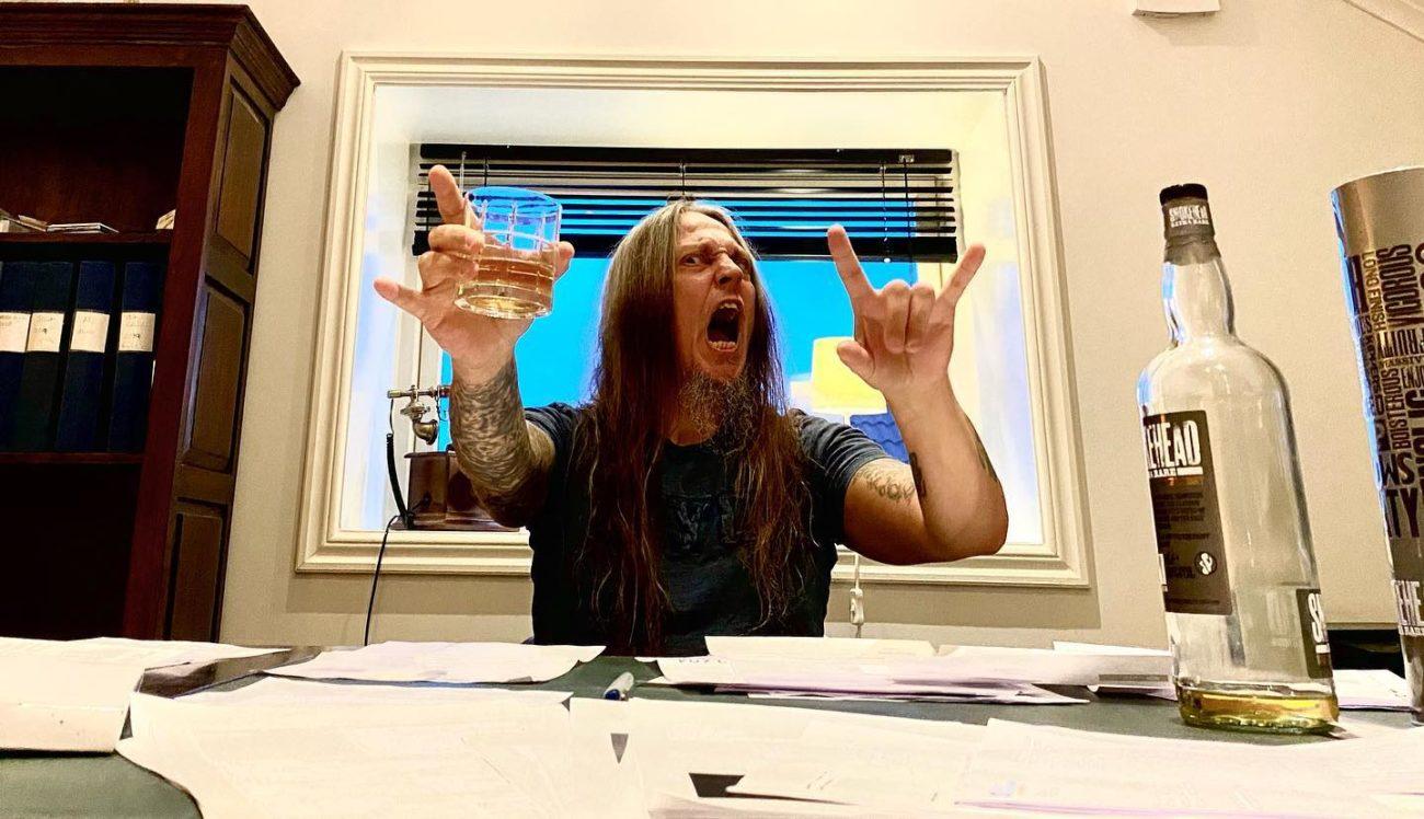 Peter Tägtgren tiedottaa: Hypocrisyn seuraava albumi on valmis