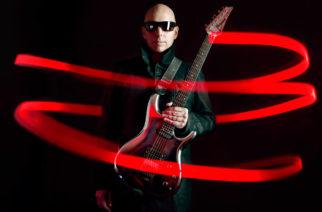 Kitaravirtuoosi Joe Satriani kertoo saaneensa sävellettyä kaksi uutta albumia karanteenissa