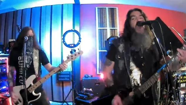 """Machine Head soitti striimikeikalla """"The Blackening"""" -albumin kokonaisuudessaan: katso video keikasta"""