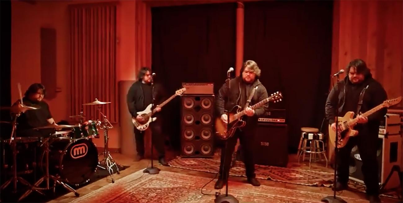 Wolfgang Van Halenin soolobändi Mammoth WVH soitti ensimmäisen keikkansa – katso videot