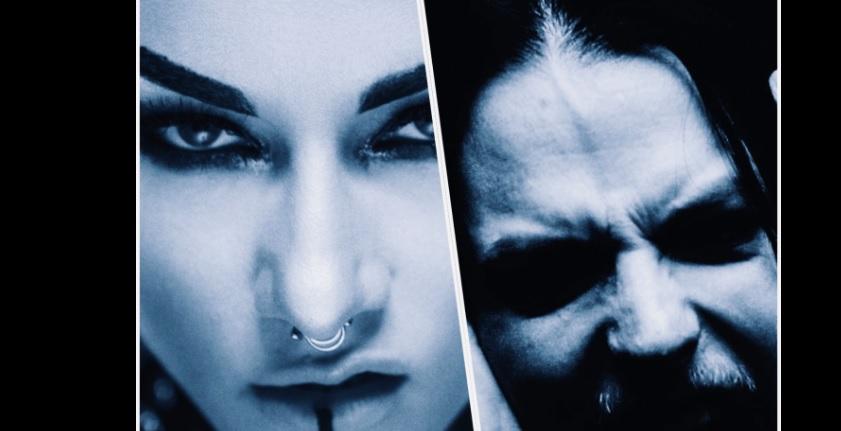 """Oceansin yhteistyö Infected Rainin Lena Scissorhandsin kanssa kuunneltavissa uudella skitsofreniasta kertovalla """"Voices""""-kappaleella"""
