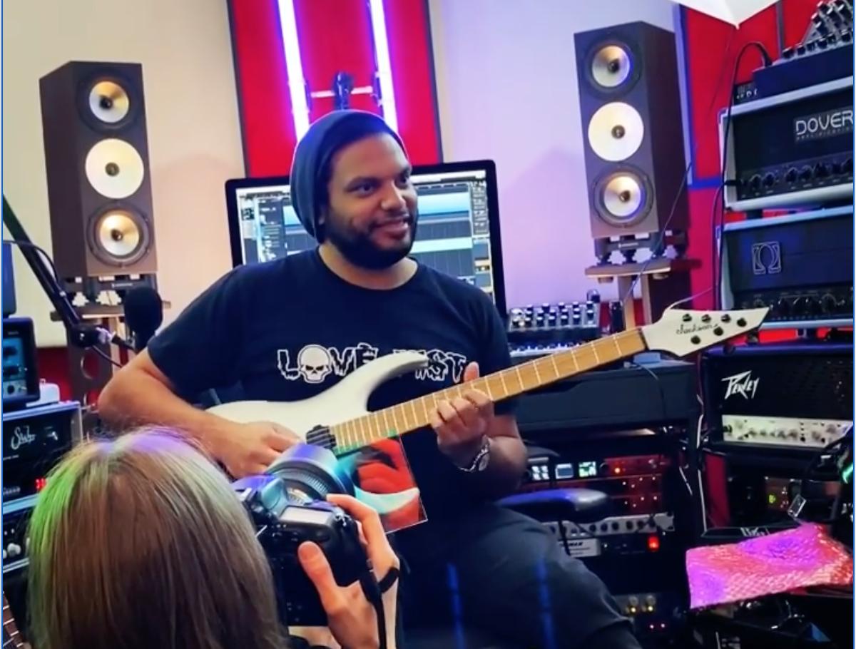 Periphery paahtaa studiossa – luvassa uusi albumi