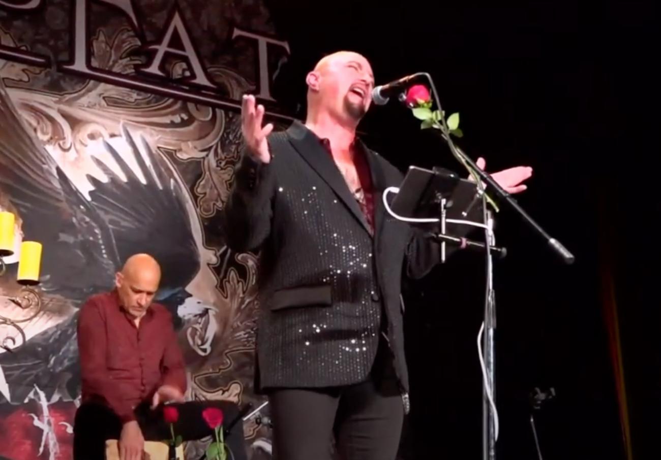 Entisen Queensrÿche-solisti Geoff Taten intiimi livestream-keikka katsottavissa kokonaisuudessaan