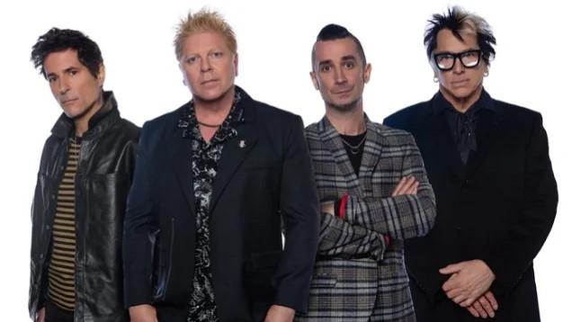 The Offspringin kolmen kappaleen pituinen studiolive katsottavissa