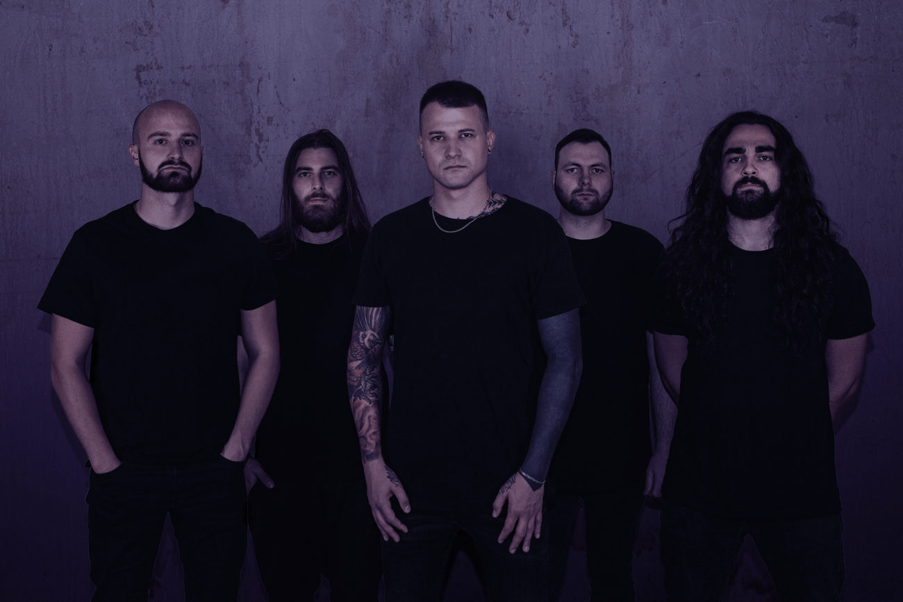 Necrottedilta kolmas single tulevalta albumilta musiikkivideon kera