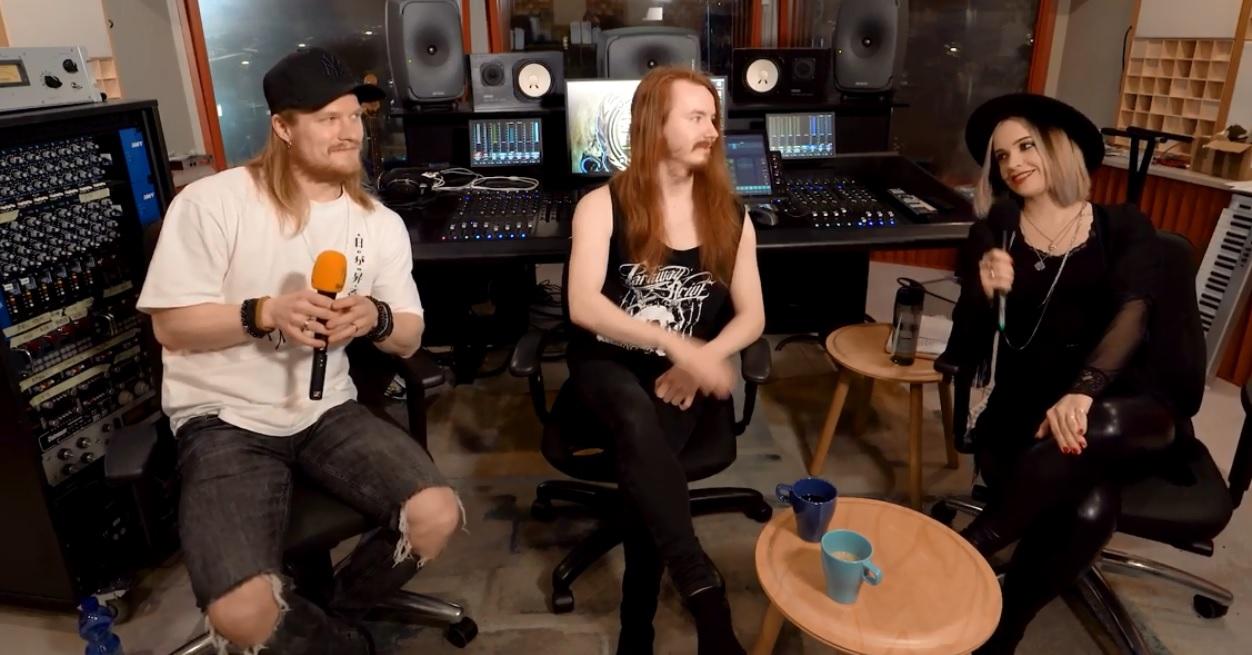 """KaaosTV tapasi Arionin Iivon ja Lassin Sonic Pumpin studiossa: """"Jotenkin tämän albumin tekeminen oli todella helppoa ja luonnollista"""""""