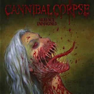"""Väsymyksen ja kankeuden merkkejä ei löydy – arvostelussa death metal -veteraanin Cannibal Corpsen viidestoista työnäyte """"Violence Unimagined"""""""