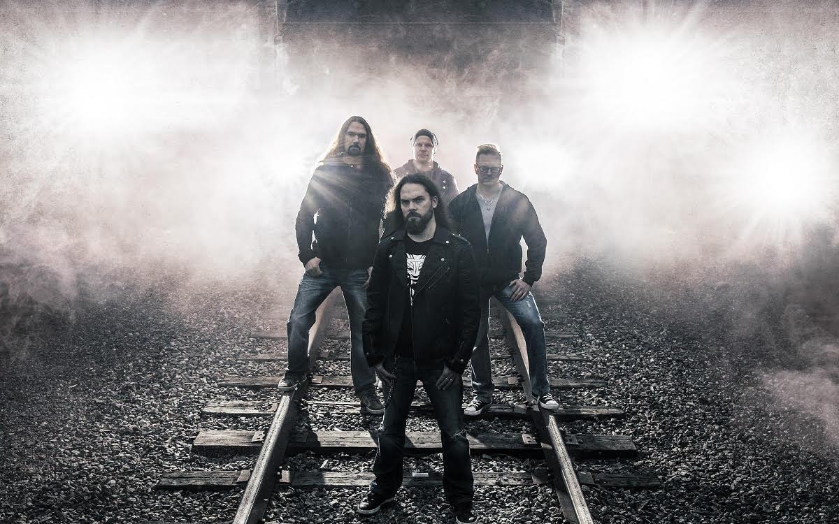 Dead End Finlandin uuden singlen tarinassa koetaan pohjakosketus ennen pintaan nousua