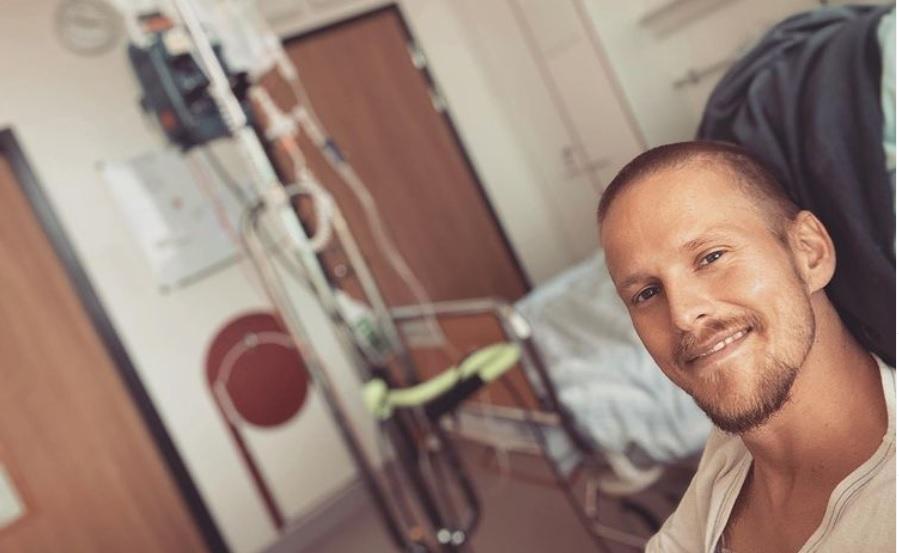 Ruotsalaisen rockyhtye H.E.A.T:n lokakuussa jättänyt laulaja Erik Grönwall sairastunut leukemiaan