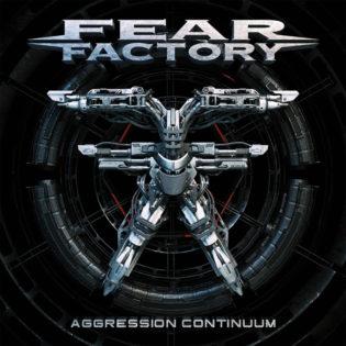 """""""Kunnialla maaliin saatettu"""" – arvostelussa Fear Factoryn """"Aggression Continuum"""""""