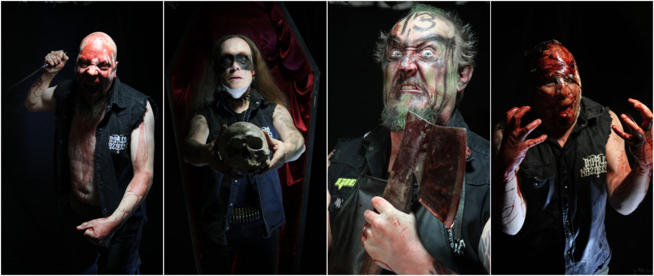 """Black metal -veteraani Impaled Nazarenelta albumi toukokuussa: uusi kappale """"Goat Of Mendes"""" kuunneltavissa"""
