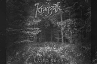 """Kraggoth julkaisi uuden kappaleen """"Living Death"""" – vierailijoina Ne Obliviscariksen ja In Mourningin jäseniä"""