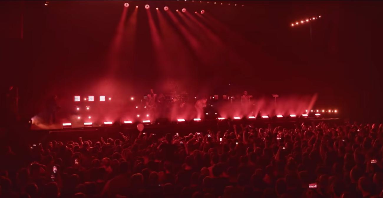 """Lindemann julkaisee """"Live In Moscow"""" -DVD:n toukokuussa: video """"Blut""""-kappaleen esityksestä nyt katsottavissa"""