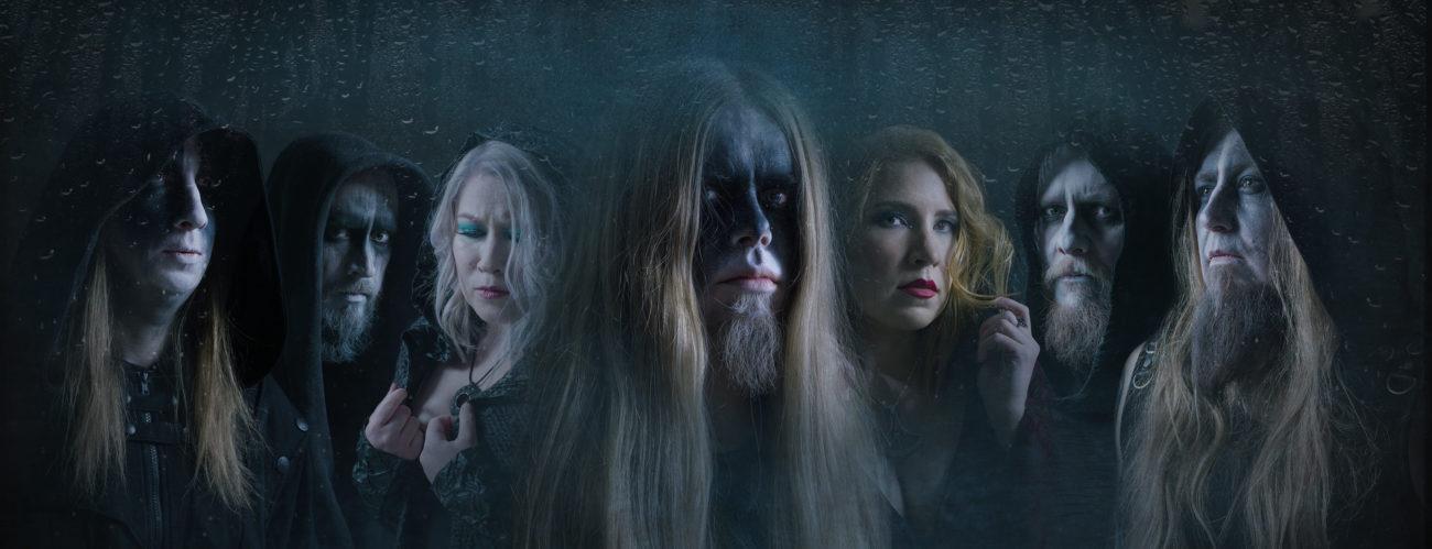 """Lost in Greyltä kolmas albumi heinäkuussa:  Tänään ilmestyneellä """"Souffrir""""-singlellä mukana vino pino kansainvälisiä vierailijoita"""