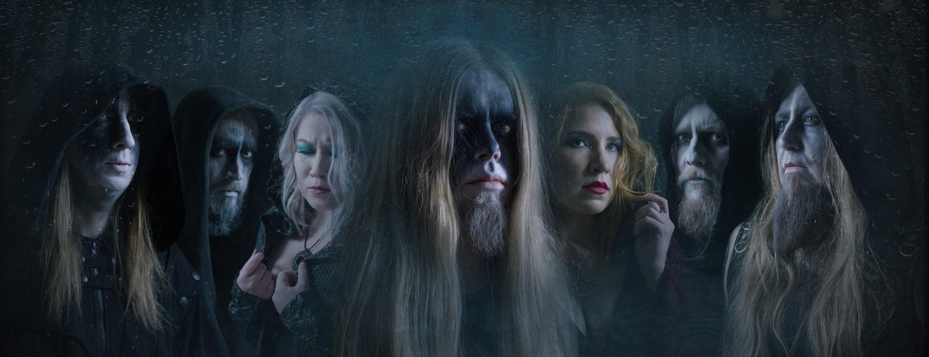 """Lost In Grey julkaisi uuden """"Varjo""""-kappaleen tulevalta levyltään: katso biisin musiikkivideo"""