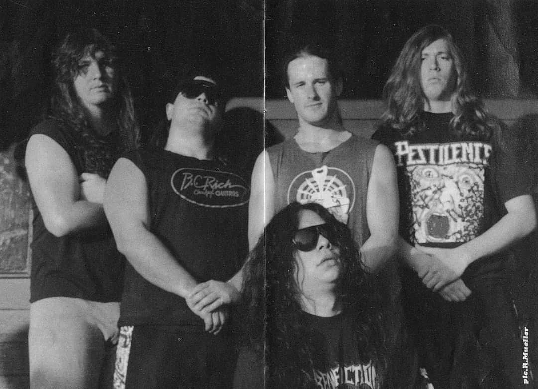 Death metal -pioneeriyhtye Massacre kiinnitetty Nuclear Blastille