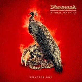 """Mustaschin """"A Final Warning – Chapter One"""" on tuttua hard rockia ruotsalaisyhtyeeltä, ilman sen suurempia yllätyksiä"""