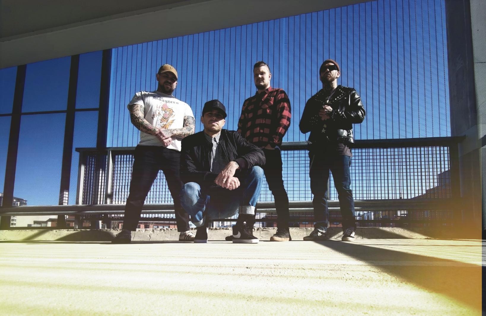 Sudet julkaisee uuden EP:n ensi viikolla