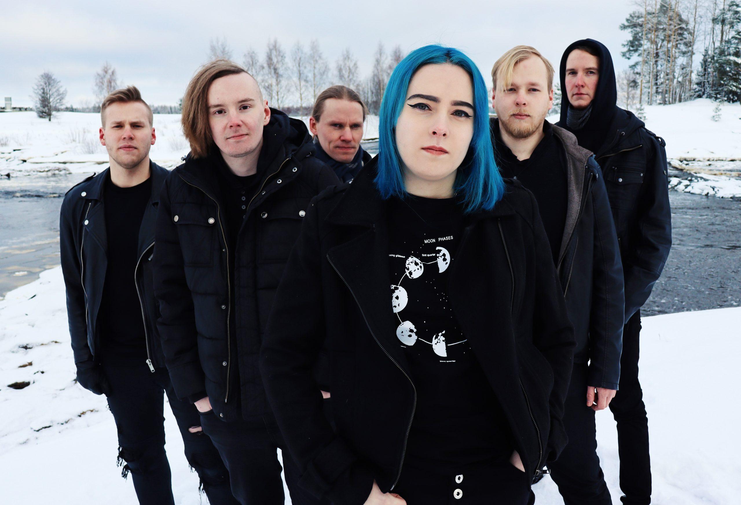 Modernia melodista death metalia soittava Dimman julkaisi singlen tulevalta debyyttialbumiltaan