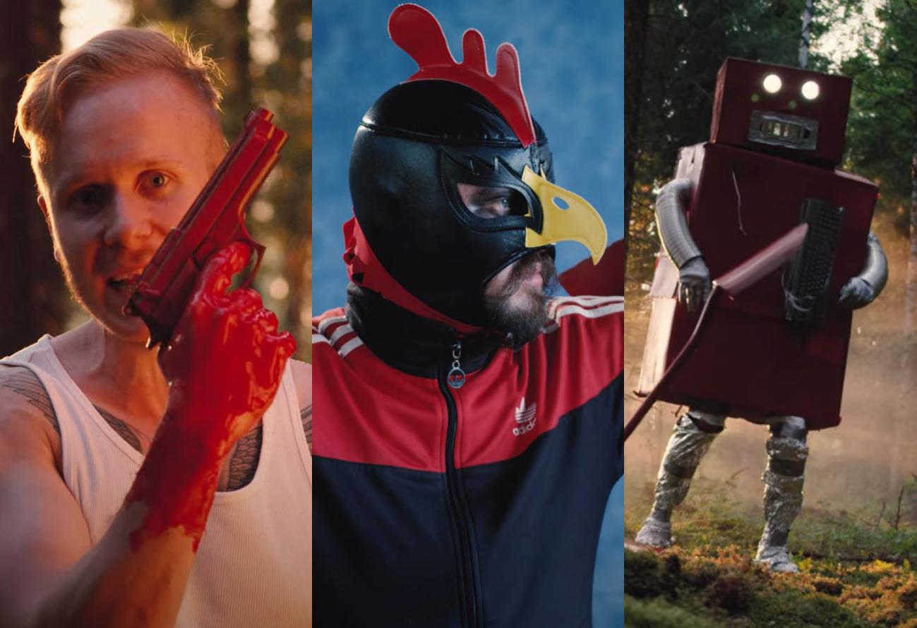 """Rakki-Sakke ja Lahjomaton Miro täräyttää myrskyvaroituksen tulevalta debyyttialbumiltaan """"Vitun sama mulle"""" -sinkullaan"""