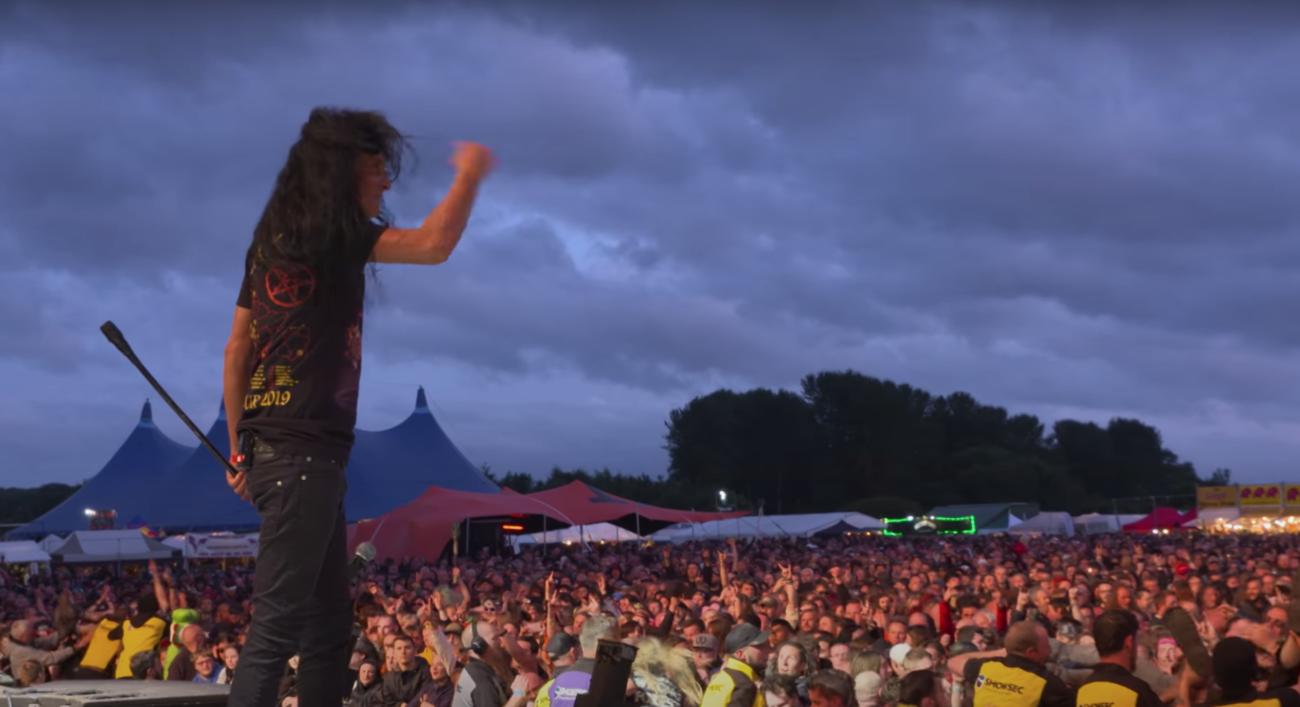 Anthrax pohtii 40-vuotista uraansa videosarjansa viimeisessä jaksossa
