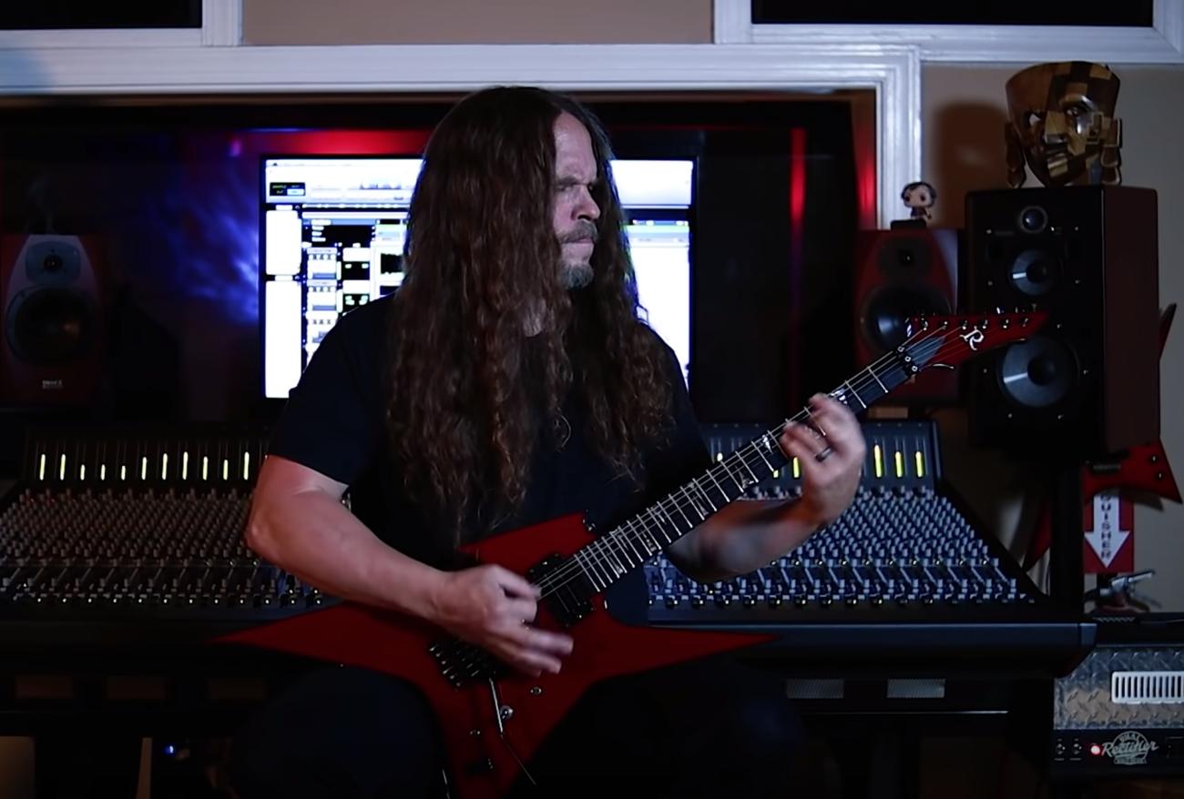 """Cannibal Corpse -kitaristi Erik Rutan keihästää yhtyeen uuden """"Condemnation Contagion"""" -kappaleen"""
