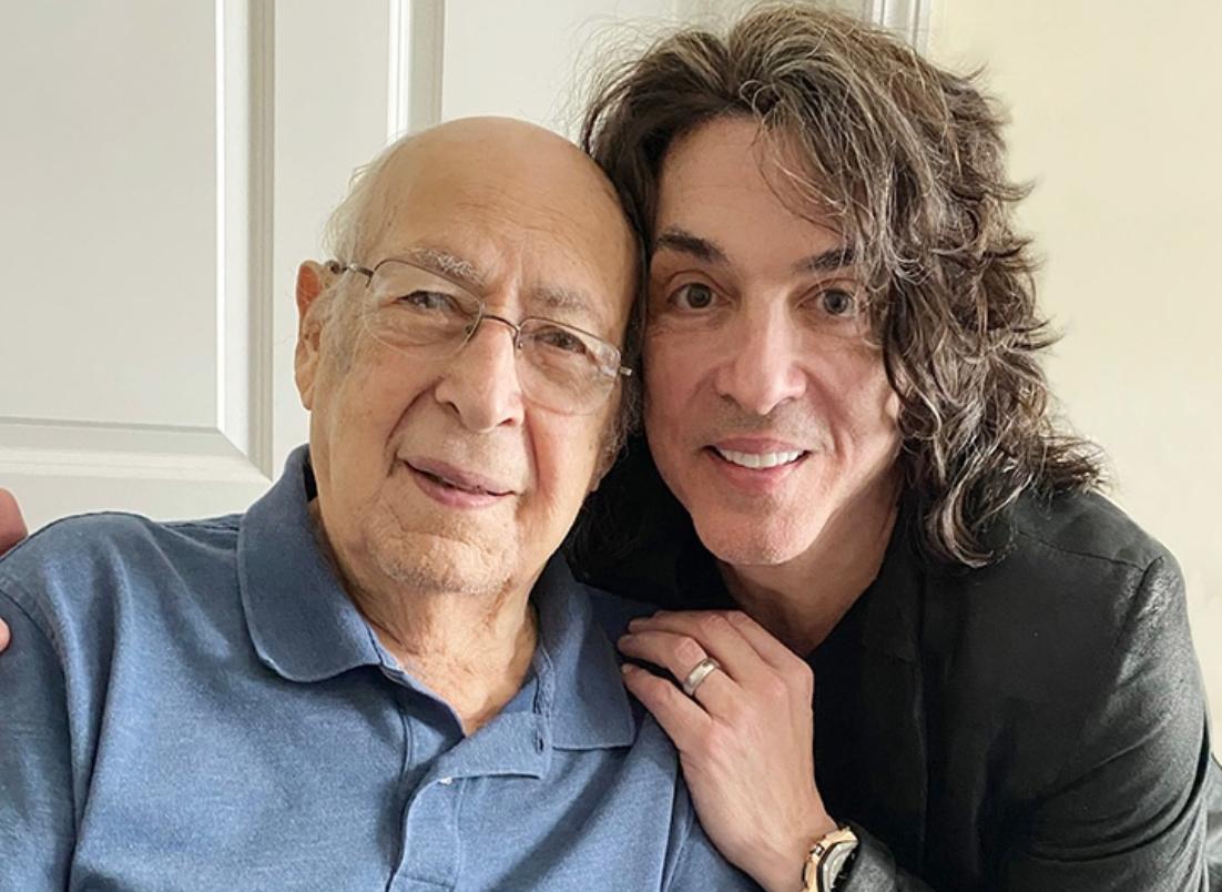 Paul Stanleyn isä juhlisti 101-vuotispäiväänsä