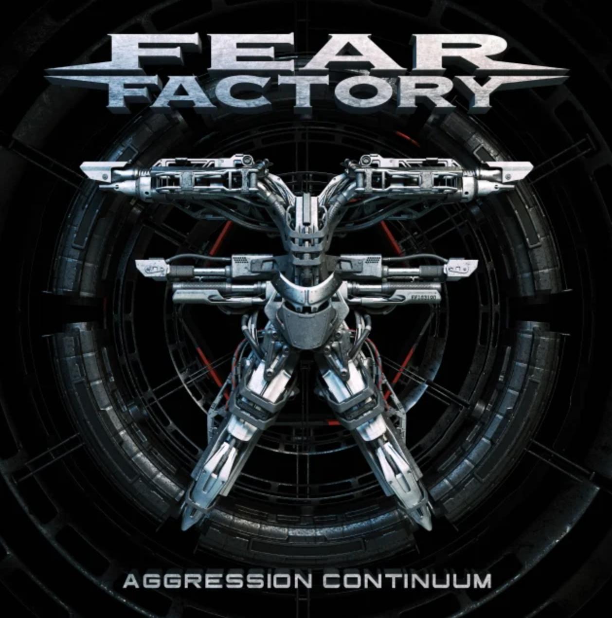 """Fear Factory julkaisi trailerin perjantaina ilmestyvästä  """"Disruptor""""-singlestään - KaaosZine"""