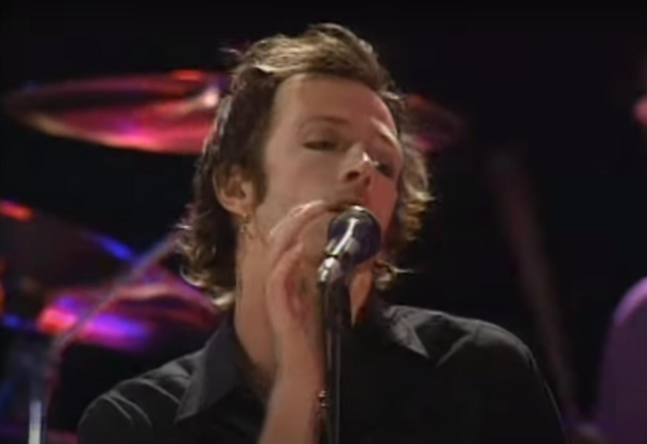 """Stone Temple Pilotsin """"Lady Picture Show"""" -liveveto vuodelta 1997 katsottavissa"""