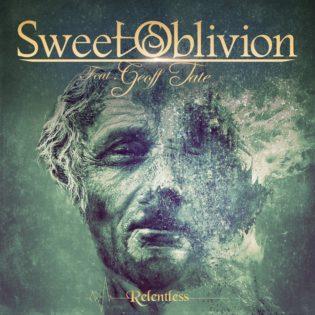 """Sweet Oblivion feat. Geoff Taten toinen albumi, """"Relentless"""", on mutkaton ja hyvänkuuloinen kokonaisuus"""