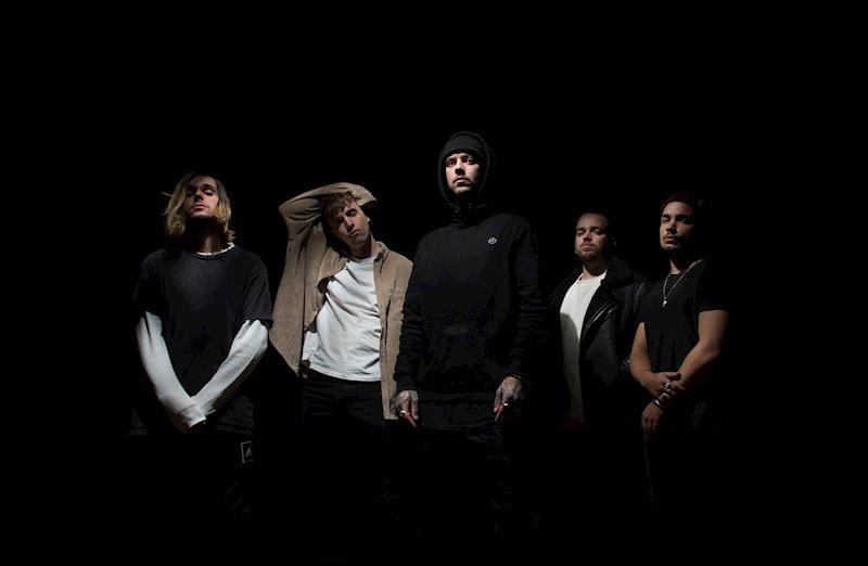 """Betraying The Martyrsista lähteneen laulajan Aaron Mattsin uuden yhtyeen ten56. ensimmäinen kappale """"Diazepam"""" kuunneltavissa"""
