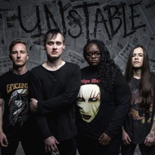 Make nu metal great again: haastattelussa nu metalin kunnian palauttava Tetrarch