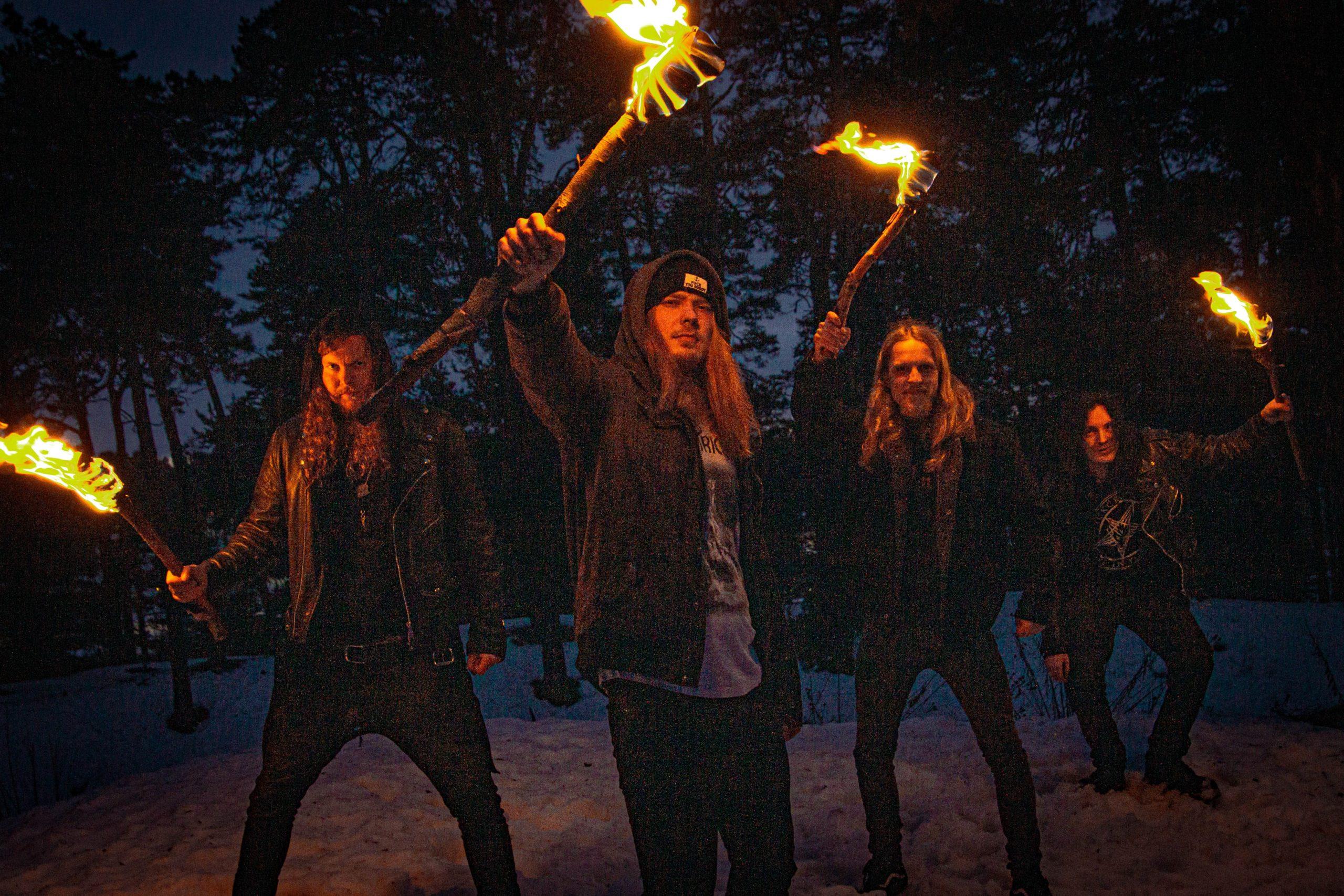 "Porvoolainen groove metal -yhtye Thorn julkaisi singlen ""Chasing Ghosts"""