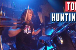 Syöpää sairastava Exodus-rumpali Tom Hunting liikuttui saamastaan tuesta: rahankeruukampanja keräsi yli 80 tuhatta dollaria alle viikossa
