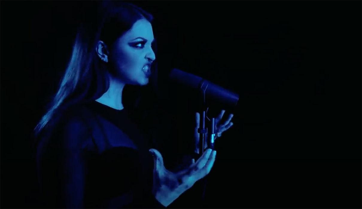 "The Agonistin Vicky Psarakis coveroi Children Of Bodomin ""Hate Me"" -kappaleen"