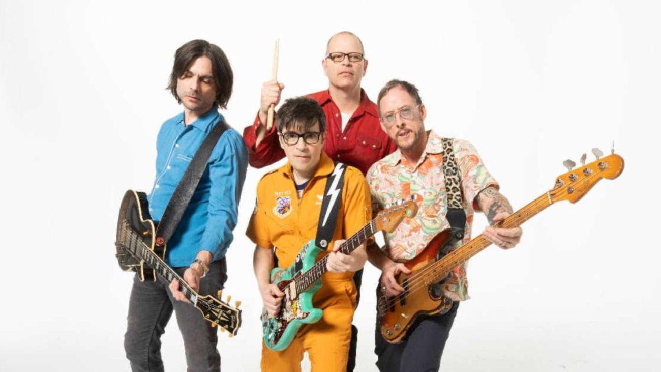 """Weezer julkaisi maistiaisen """"Van Weezer"""" -kasarialbumiltaan – """"I Need Some of That"""" kuunneltavissa"""